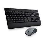 LOGITECH Wireless Combo MK520r [920-006232] - Keyboard Mouse Combo